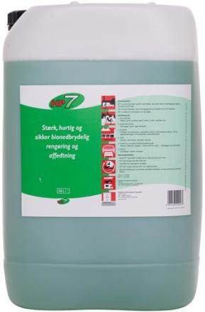 TEC7 HP7 Affedter, 25 liter