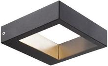 Nordlux Avon udendørs væglampe LED 3W i sort