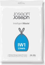 Joseph Joseph Intelligent Waste IW1 24-36 liter affaldssæk - 20 stk