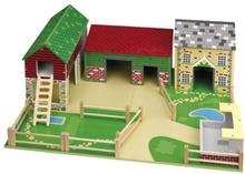 leksak-bondgård-i-trä 84157b0c952c8