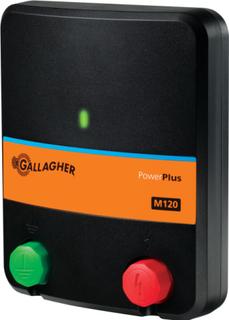 Gallagher M120 230V elhegnsapparat