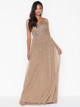 Maya Scatter Sequin Maxi Dress Maxiklänningar