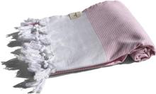 Capri - Rosa hamam handduk