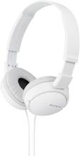 SONY Sony kuulokkeet MDR-ZX110W , valkoinen