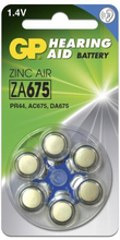GP BATTERIES GP ZA 675-D6 / PR44 GPZA675-D6 Replace: N/AGP BATTERIES GP ZA 675-D6 / PR44