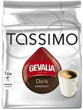 Tassimo Gevalia Tassimo mörkrost kaffekapslar, 16 port 7622300455590 Replace: N/ATassimo Gevalia Tassimo mörkrost kaffekapslar, 16 port