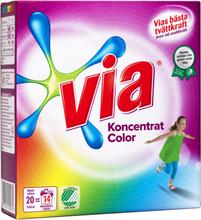 Tvättmedel Pulver Koncentrat Color - 82% rabatt