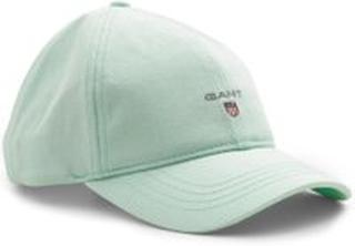 Lysegrønn Gant Gant Twill Cap Hodeplagg