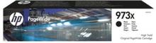 HP Blækpatron sort, HP 973X, 10.000 sider