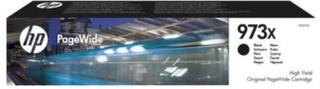 HP HP 973X Blækpatron sort, 10.000 sider