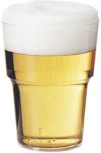 Plastglas hårde 50cl (25)