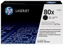 HP Tonerkassett svart, 6.900 sidor, hög kapacitet CF280X Replace: N/AHP Tonerkassett svart, 6.900 sidor, hög kapacitet