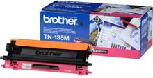 BROTHER Tonerkassett magenta 4.000 sidor hög kapacitet TN-135M Replace: N/ABROTHER Tonerkassett magenta 4.000 sidor hög kapacitet