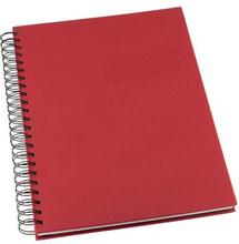 Anteckningsbok Grieg Design spiral A5 linjerat röd 7045142661903 Replace: N/A Anteckningsbok Grieg Design spiral A5 linjerat röd