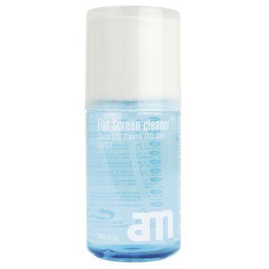 AM AM Flat Screen Cleaner, rengjøringssett skjermer, 200 ml