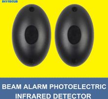 DIYSECUR IP55 Automated Gate Safe Infrared Detector Sensor/ Swing /Sliding/Garage Gate / Door Safety Infrared Photocells