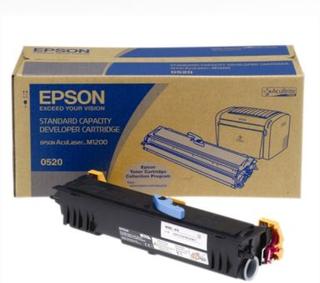 Epson Epson 0520 Tonerkassett sort, 1.800 sider