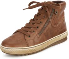 Knöchelhoher Sneaker Gabor braun