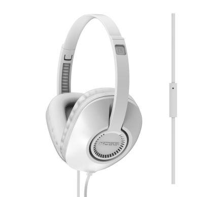KOSS Koss kuulokkeet UR23iW On-Ear one touch mic, valkoinen