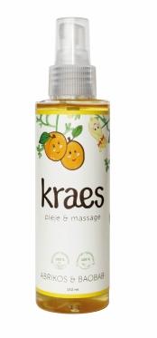 KRAES pleje & massage, 150 ml. - REN Velvære