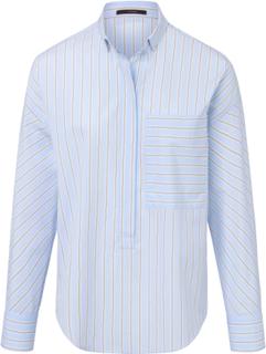 Tunika förskjuten axelsöm från Windsor blå