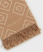 Gant D1. Icon G Wool Scarf