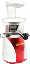 Cooksense HD 8801 Wyciskarka wolnoobrotowa biało-czerwona