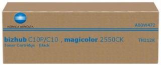 Konica Minolta Konica Minolta TN-212 K Tonerkassett sort, 4.500 sider