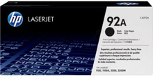 HP Tonerkassett svart 2.500 sidor C4092A Replace: N/AHP Tonerkassett svart 2.500 sidor