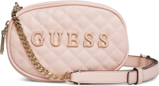 Guess Passion Xbody Belt Bag Bags Small Shoulder Bags/crossbody Bags Rosa GUESS