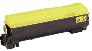 KYOCERA Tonerkassette gul, 12.000 sider