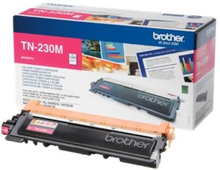 BROTHER Tonerkassett magenta 1.400 sidor TN-230M Replace: N/ABROTHER Tonerkassett magenta 1.400 sidor