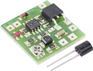 Temperaturbrytare Conrad Components 114421 Komponent 9 V/DC, 12 V/DC -10 till 100 °C