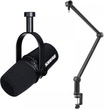Shure Streaming Bundle MV7 Mikrofon + SLIM Mikrofonarm