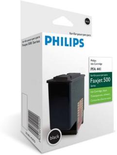 Philips Philips PFA441 Blækpatron sort, 500 sider
