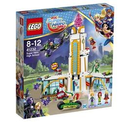 LEGO Super Heroes Superhelteskolen 41232 - wupti.com