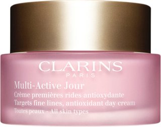 Clarins Multi-Active Jour for All Skin Types, 50ml Clarins Dagkräm