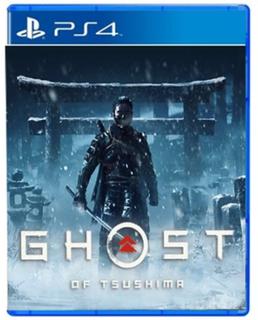 Sony Ghost Of Tsushima Sony Playstation 4