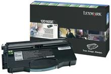 LEXMARK Tonerkassett 2.000 sidor RETURN 12016SE Replace: N/ALEXMARK Tonerkassett 2.000 sidor RETURN