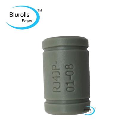 Blurolls 3/7/10pcs IGUS Solid Polymer LM8UU Bearing 8mm shaft Drylin RJ4JP-01-08 for Anet Reprap Prusa i3 3D Printer