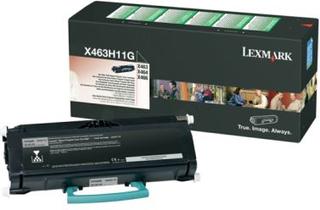 LEXMARK Tonerkassette sort 9.000 sider, høj kapacitet, return