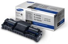 SAMSUNG Tonerkassett svart, 2.000 sidor MLT-D119S Replace: N/ASAMSUNG Tonerkassett svart, 2.000 sidor