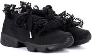 Sort Ganni Ganni Harriet Sneakers Sko