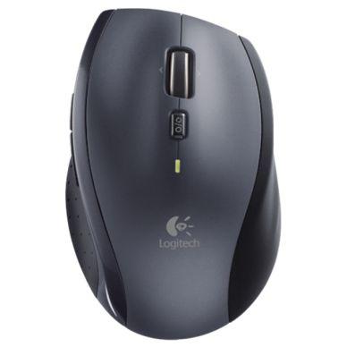 LOGITECH LOGITECH M705 Trådløs mus. Sølvfarget.