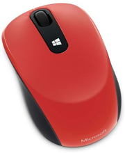 Microsoft Microsoft Sculpt Mobile Mouse Rød