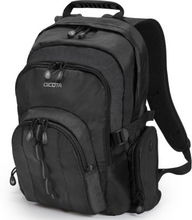 Dicota Dicota Backpack Universal, 14-15,6 tuumaa, musta