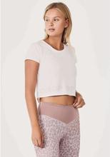 Addison t-shirt, Ljusrosa / L