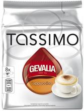 Tassimo Gevalia Tassimo Cappuccino kaffekapslar, 8 port 7622300455903 Replace: N/ATassimo Gevalia Tassimo Cappuccino kaffekapslar, 8 port