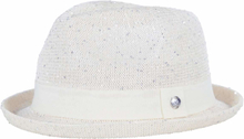 Arzu hatt, Vit / One Size