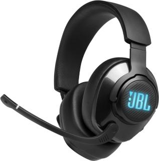 JBL Quantum 400 | Gaming-headset, Over-ear Med Kabel - JBL 7.1 Surroundlyd Og Mikrofon-støjreduktion - PS4/XBOX/Switch/PC-kompatibel - Gaming